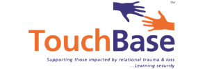 Logo and link through to the Touchbase website