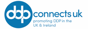 Logo and link through to the DDP Connects UKwebsite